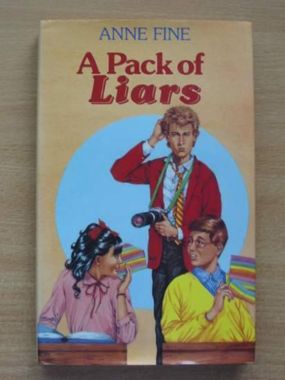 Photo of A PACK OF LIARS- Stock Number: 425114