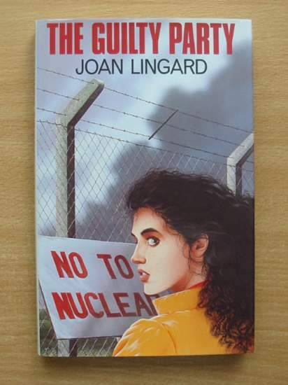 Photo of THE GUILTY PARTY written by Lingard, Joan published by Hamish Hamilton (STOCK CODE: 425266)  for sale by Stella & Rose's Books