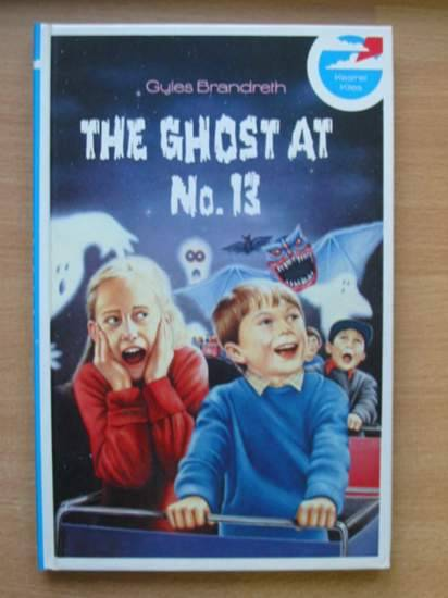 Photo of THE GHOST AT NO. 13 written by Brandreth, Gyles illustrated by Tennent, Julie published by Viking Kestrel (STOCK CODE: 425415)  for sale by Stella & Rose's Books