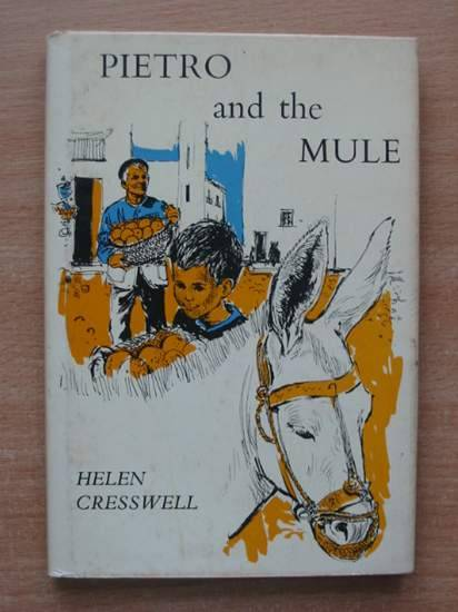 Photo of PIETRO AND THE MULE written by Cresswell, Helen illustrated by Eckersley, Maureen published by Oliver and Boyd (STOCK CODE: 425460)  for sale by Stella & Rose's Books
