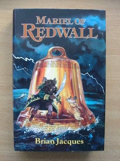 Photo of MARIEL OF REDWALL written by Jacques, Brian illustrated by Chalk, Gary published by Hutchinson (STOCK CODE: 425649)  for sale by Stella & Rose's Books
