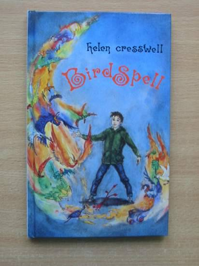 Photo of BIRDSPELL written by Cresswell, Helen illustrated by Brouwer, Aafke published by Heinemann (STOCK CODE: 425845)  for sale by Stella & Rose's Books