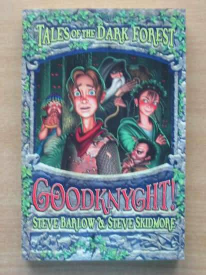 Photo of GOODKNYGHT! written by Barlow, Steve Skidmore, Steve illustrated by Land, Fiona published by Collins Voyager (STOCK CODE: 426048)  for sale by Stella & Rose's Books