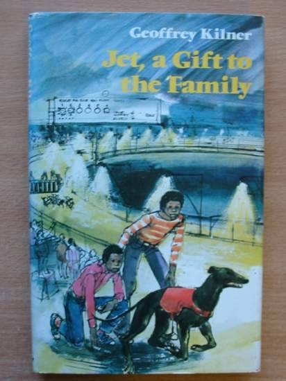 Photo of JET, A GIFT TO THE FAMILY written by Kilner, Geoffrey illustrated by Dinsdale, Mary published by Kestrel Books (STOCK CODE: 426396)  for sale by Stella & Rose's Books