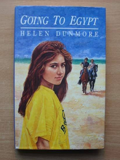 Photo of GOING TO EGYPT written by Dunmore, Helen published by Julia MacRae Books (STOCK CODE: 426618)  for sale by Stella & Rose's Books