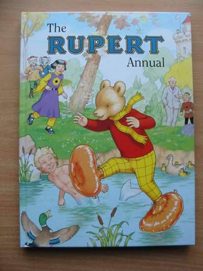 Photo of RUPERT ANNUAL 1997 written by Robinson, Ian illustrated by Harrold, John published by Pedigree Books Limited (STOCK CODE: 427269)  for sale by Stella & Rose's Books