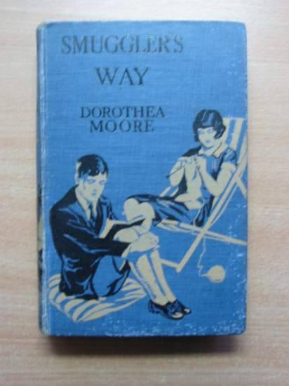 Photo of SMUGGLER'S WAY written by Moore, Dorothea illustrated by Brock, H.M. published by Cassell & Company Ltd (STOCK CODE: 427365)  for sale by Stella & Rose's Books
