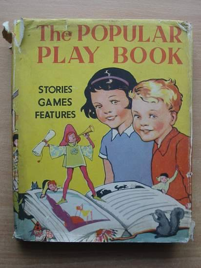 Photo of THE POPULAR PLAY BOOK- Stock Number: 427544