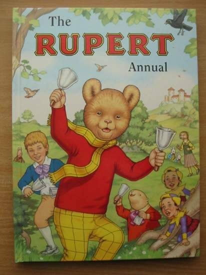 Photo of RUPERT ANNUAL 2003 written by Robinson, Ian illustrated by Harrold, John published by Pedigree Books Limited (STOCK CODE: 428698)  for sale by Stella & Rose's Books