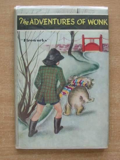 Photo of THE ADVENTURES OF WONK - FIREWORKS- Stock Number: 430136