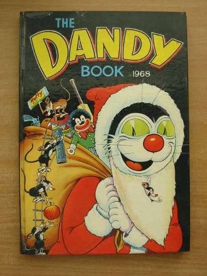 Photo of THE DANDY BOOK 1968 published by D.C. Thomson & Co Ltd. (STOCK CODE: 430184)  for sale by Stella & Rose's Books