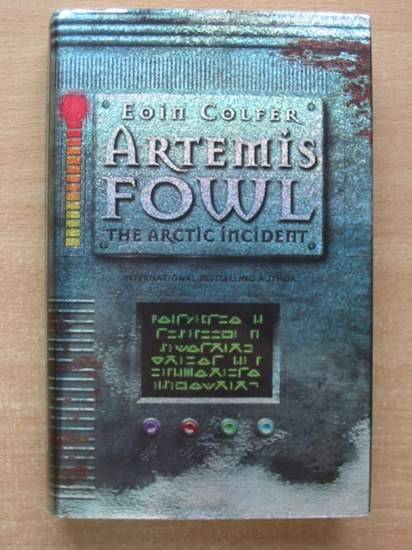 Photo of ARTEMIS FOWL THE ARCTIC INCIDENT- Stock Number: 430528