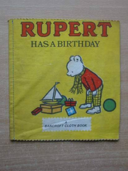 Photo of RUPERT HAS A BIRTHDAY- Stock Number: 430799