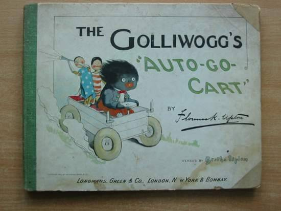 Photo of THE GOLLIWOGG'S 'AUTO-GO-CART'- Stock Number: 431464