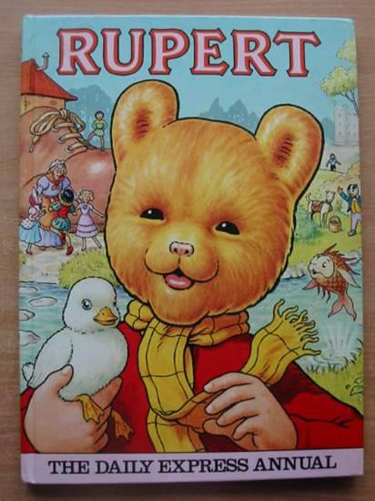 Photo of RUPERT ANNUAL 1981 illustrated by Harrold, John published by Express Newspapers Ltd. (STOCK CODE: 431570)  for sale by Stella & Rose's Books