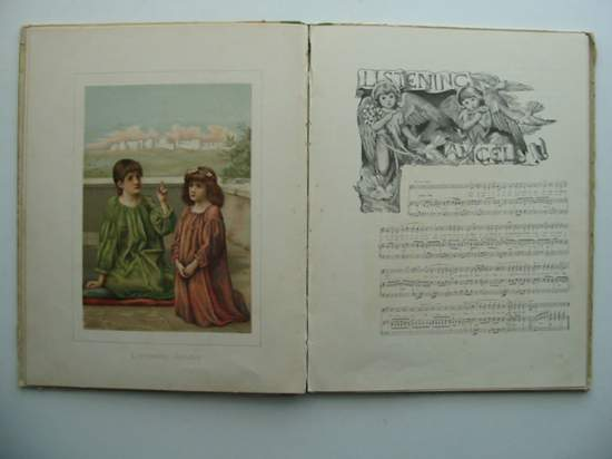 Photo of HOLY GLADNESS written by Oxenford, Edward illustrated by Ryland, Henry et al.,  published by Griffith Farran Okeden & Welsh (STOCK CODE: 433935)  for sale by Stella & Rose's Books