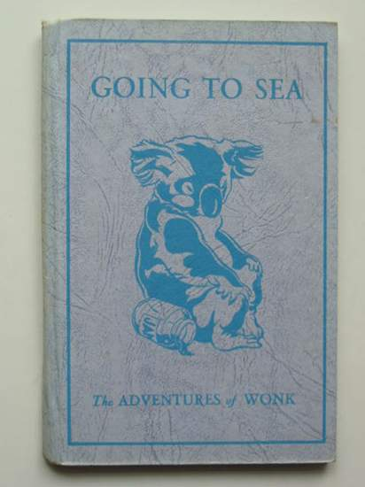 Photo of THE ADVENTURES OF WONK - GOING TO SEA written by Levy, Muriel illustrated by Kiddell-Monroe, Joan published by Wills & Hepworth Ltd. (STOCK CODE: 434700)  for sale by Stella & Rose's Books