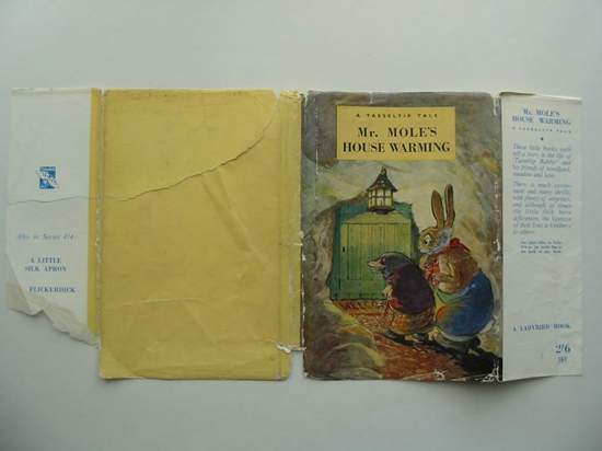 Photo of MR. MOLE'S HOUSE WARMING written by Richards, Dorothy illustrated by Aris, Ernest A. published by Wills & Hepworth Ltd. (STOCK CODE: 435133)  for sale by Stella & Rose's Books