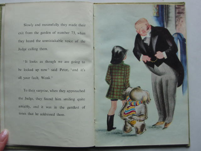 Photo of THE ADVENTURES OF WONK - FIREWORKS written by Levy, Muriel illustrated by Kiddell-Monroe, Joan published by Wills & Hepworth Ltd. (STOCK CODE: 439301)  for sale by Stella & Rose's Books