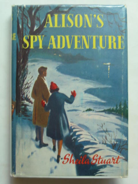 Photo of ALISON'S SPY ADVENTURE- Stock Number: 439364