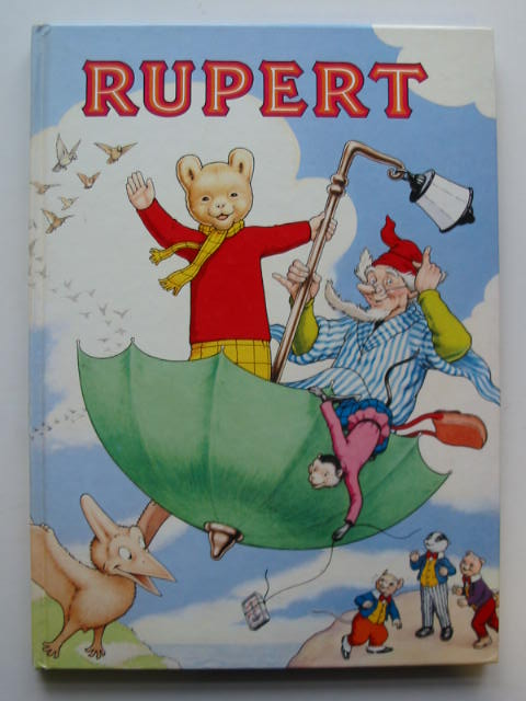Photo of RUPERT ANNUAL 1988 illustrated by Harrold, John published by Express Newspapers Ltd. (STOCK CODE: 440252)  for sale by Stella & Rose's Books