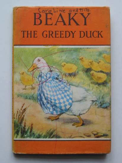Photo of BEAKY THE GREEDY DUCK- Stock Number: 441354