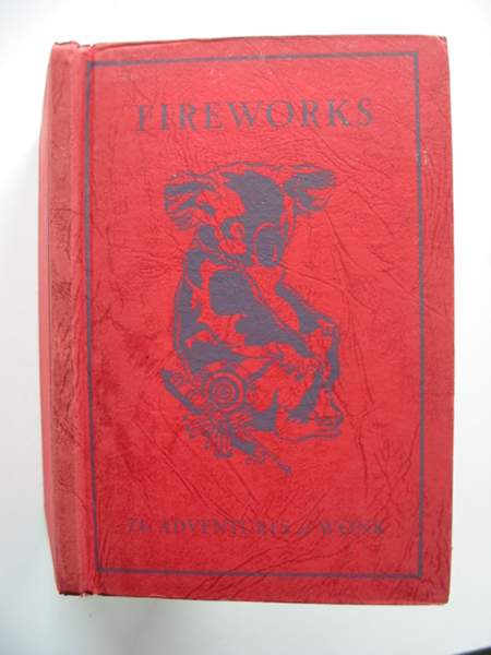 Photo of THE ADVENTURES OF WONK - FIREWORKS written by Levy, Muriel illustrated by Kiddell-Monroe, Joan published by Wills & Hepworth Ltd. (STOCK CODE: 442416)  for sale by Stella & Rose's Books