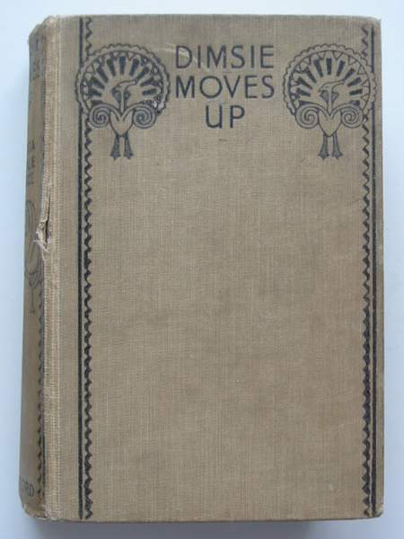Photo of DIMSIE MOVES UP written by Bruce, Dorita Fairlie published by Humphrey Milford, Oxford University Press (STOCK CODE: 442843)  for sale by Stella & Rose's Books