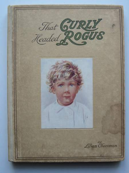Photo of THAT CURLY HEADED ROGUE written by Cheesman, Lilian illustrated by Cheesman, Lilian published by Jarrolds (STOCK CODE: 445410)  for sale by Stella & Rose's Books