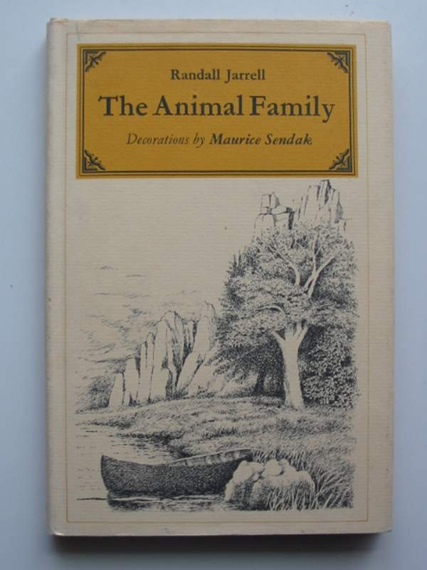 Photo of THE ANIMAL FAMILY written by Jarrell, Randall illustrated by Sendak, Maurice published by Kestrel Books (STOCK CODE: 446149)  for sale by Stella & Rose's Books