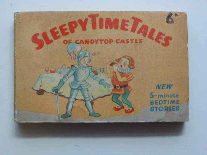 Photo of SLEEPY TIME TALES OF CANDYTOP CASTLE- Stock Number: 446209