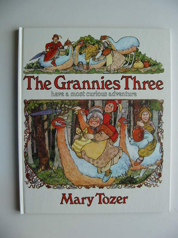 Photo of THE GRANNIES THREE- Stock Number: 446714