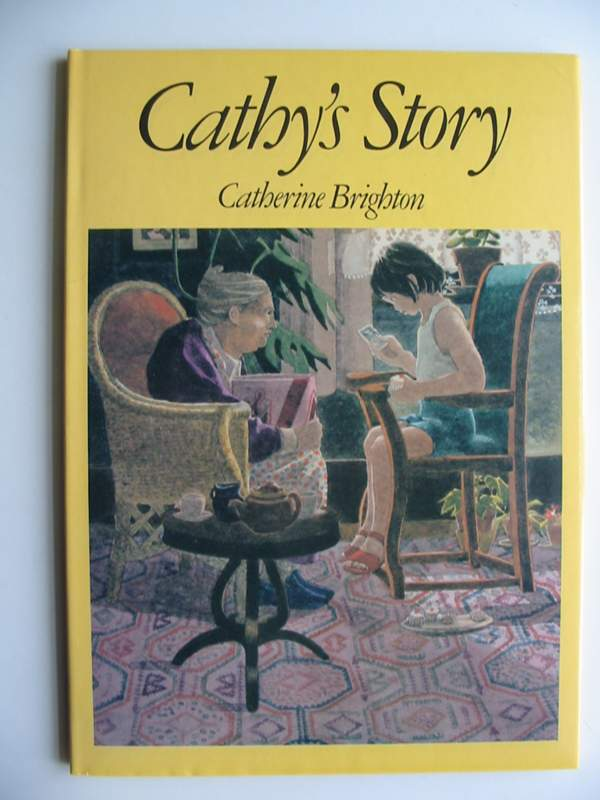 Photo of CATHY'S STORY written by Brighton, Catherine illustrated by Brighton, Catherine published by Evans Brothers Limited (STOCK CODE: 446869)  for sale by Stella & Rose's Books