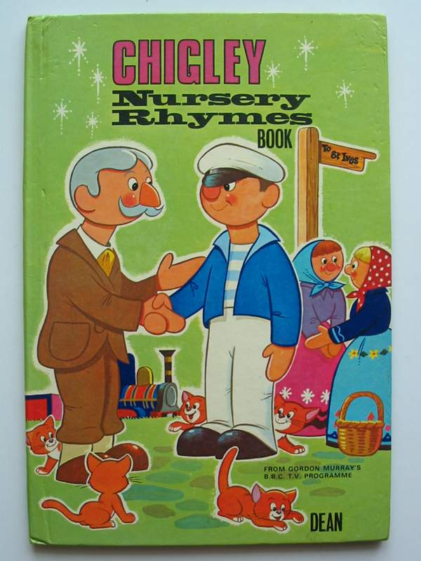 Photo of CHIGLEY NURSERY RHYMES BOOK- Stock Number: 447072