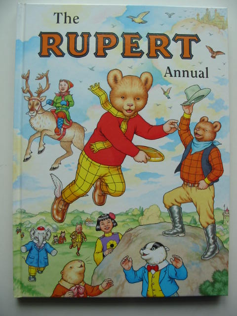 Photo of RUPERT ANNUAL 1999 written by Robinson, Ian illustrated by Harrold, John Hart, Gina published by Pedigree Books Limited (STOCK CODE: 448099)  for sale by Stella & Rose's Books