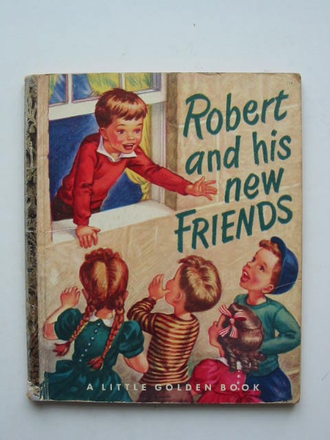 Photo of ROBERT AND HIS NEW FRIENDS written by Schneider, Nina illustrated by Malvern, Corinne published by Simon & Schuster (STOCK CODE: 449279)  for sale by Stella & Rose's Books