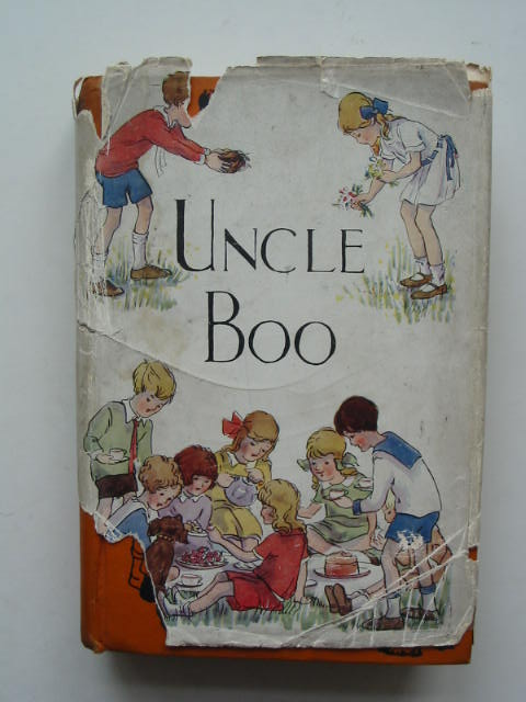 Photo of UNCLE BOO written by Everett-Green, Evelyn published by Thomas Nelson and Sons Ltd. (STOCK CODE: 449284)  for sale by Stella & Rose's Books
