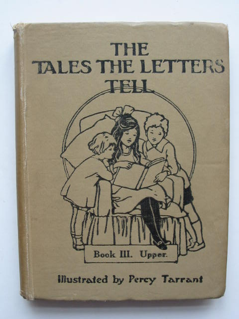 Photo of THE TALES THE LETTERS TELL - BOOK THREE UPPER- Stock Number: 449290