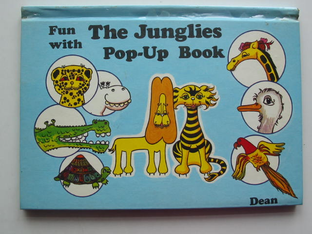 Photo of FUN WITH THE JUNGLIES POP-UP BOOK published by Dean & Son Ltd. (STOCK CODE: 449524)  for sale by Stella & Rose's Books