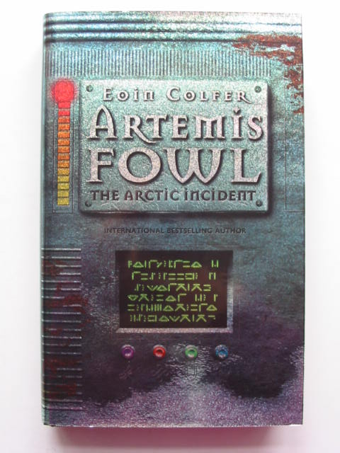 Photo of ARTEMIS FOWL THE ARCTIC INCIDENT- Stock Number: 449742