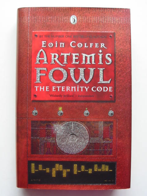 Photo of ARTEMIS FOWL THE ETERNITY CODE written by Colfer, Eoin published by Puffin Books (STOCK CODE: 449805)  for sale by Stella & Rose's Books