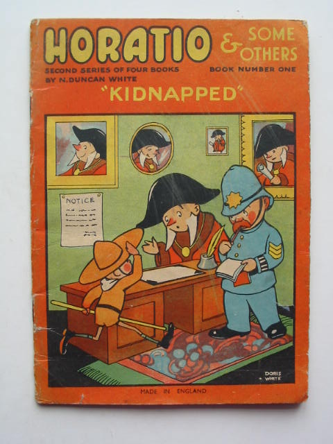 Photo of HORATIO AND SOME OTHERS - KIDNAPPED- Stock Number: 449813
