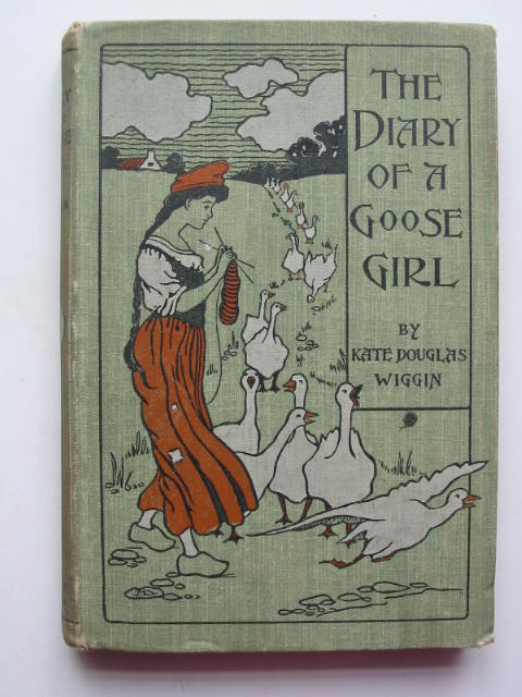 Photo of THE DIARY OF A GOOSE GIRL- Stock Number: 449819