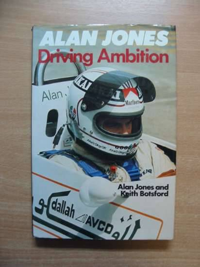 Photo of DRIVING AMBITION written by Jones, Alan published by Stanley Paul (STOCK CODE: 485486)  for sale by Stella & Rose's Books