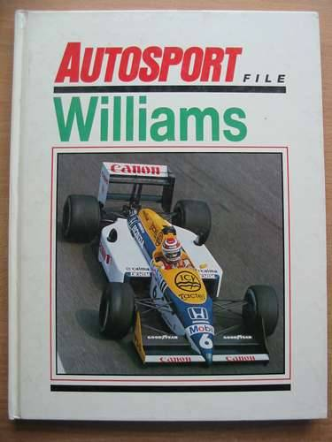 Photo of AUTOSPORT FILE WILLIAMS published by Temple Press (STOCK CODE: 485692)  for sale by Stella & Rose's Books