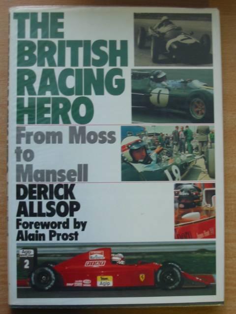 Photo of THE BRITISH RACING HERO- Stock Number: 485733