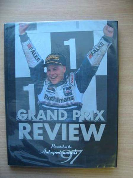 Photo of GRAND PRIX 1997 published by Autosport (STOCK CODE: 485927)  for sale by Stella & Rose's Books