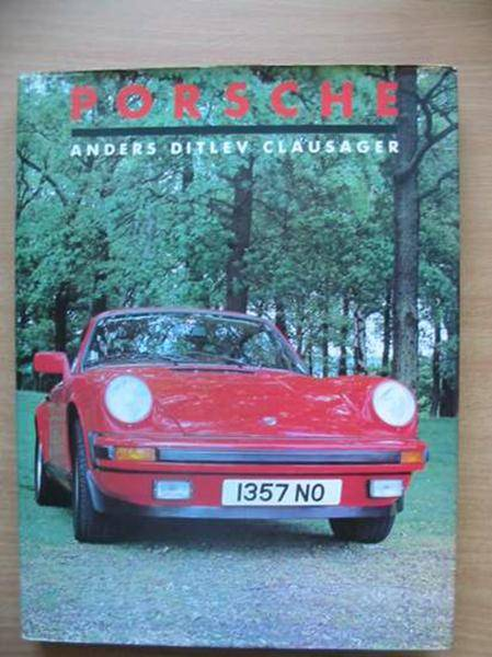 Photo of PORSCHE written by Clausager, Anders Ditlev published by Haynes Publishing Group (STOCK CODE: 485975)  for sale by Stella & Rose's Books