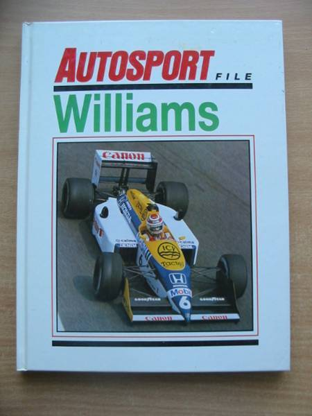 Photo of AUTOSPORT FILE WILLIAMS- Stock Number: 486533