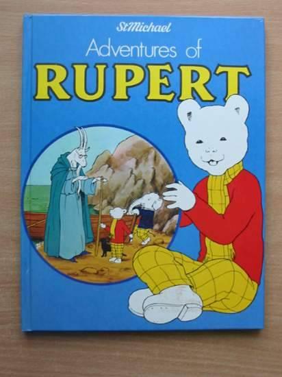 Photo of St MICHAEL ADVENTURES OF RUPERT- Stock Number: 487088